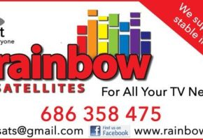 Rainbow Satellites