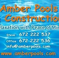Amber Pools & Construction