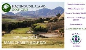 MABS Charity Golf Day