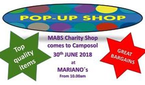 MABS Pop Up Shop
